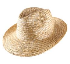 Nude Fedora Paille