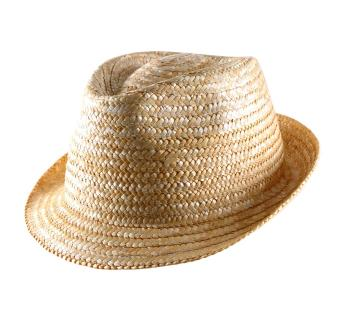 Nude Trilby Paille Classic Italy